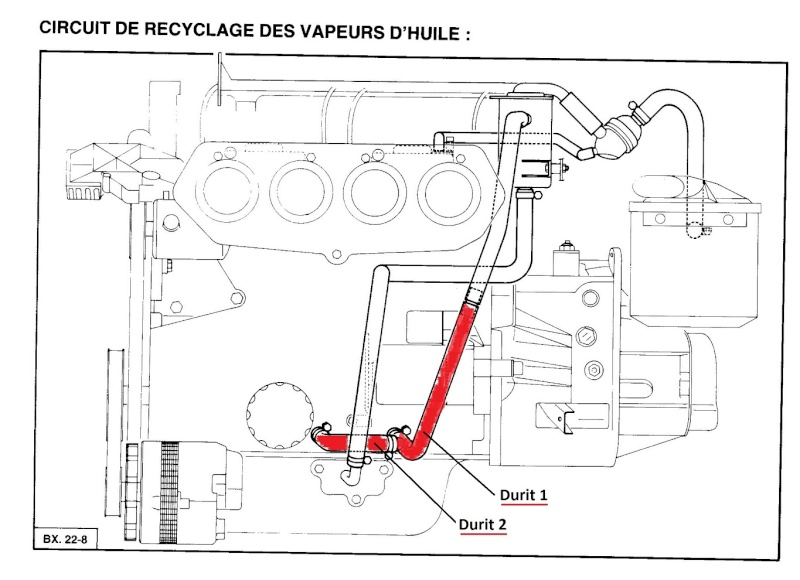 le forum de la citro n bx cherche durites recyclage vapeurs d 39 huile bx sport. Black Bedroom Furniture Sets. Home Design Ideas