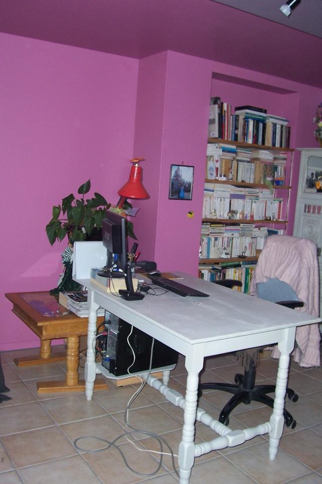 le bureau boudoir de lily maj travaux finis 23 10 2013 en p 6 page 6. Black Bedroom Furniture Sets. Home Design Ideas