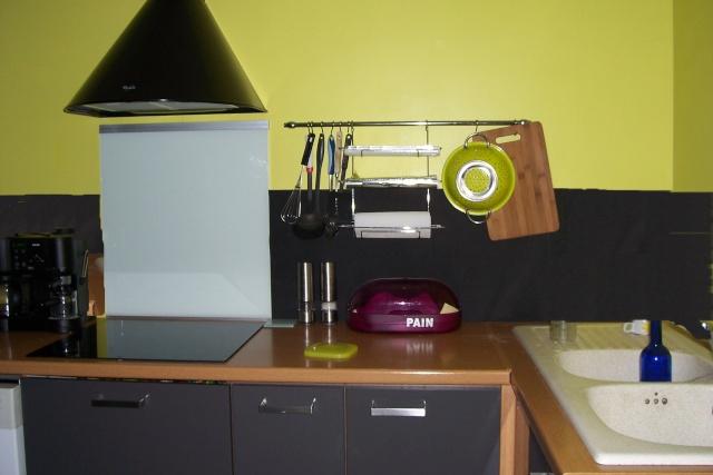 a quelle hauteur ma cr dence de cuisine. Black Bedroom Furniture Sets. Home Design Ideas