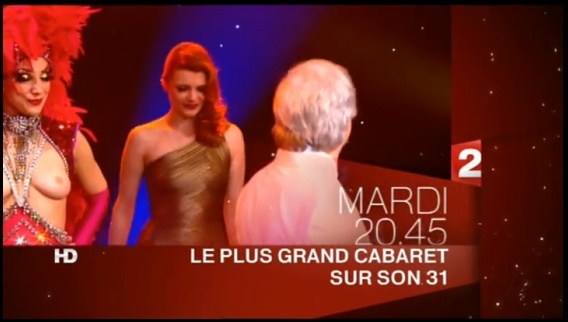 Le plus grand cabaret sur son 31