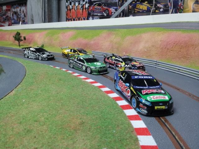 Brisbane slot cars