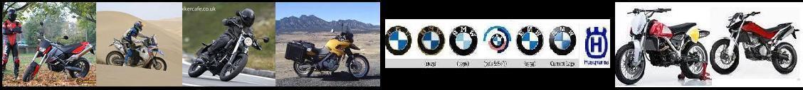 Les Mono Rotax G(F)650 BMW