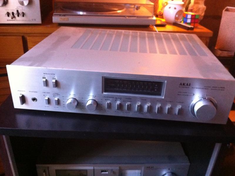 Akai am u55 ap d33 at k22l cs m3 le forum audio vintage - Ampli pour platine vinyle ...