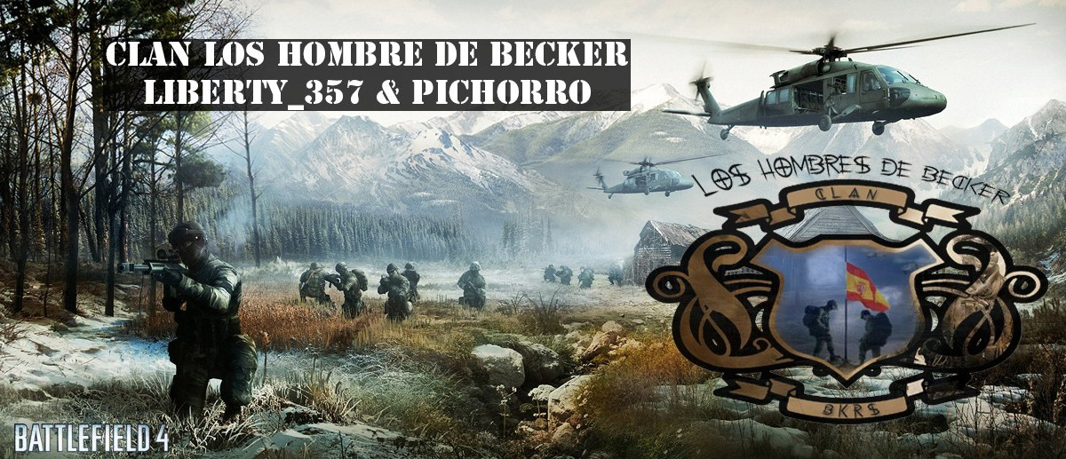 Clan Los hombres de Becker  Liberty_357 & Pichorro