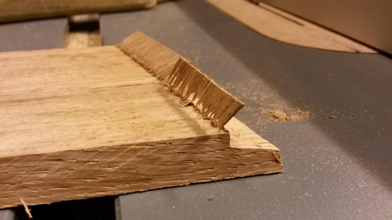 Fabrication d 39 une mini caisse outils - Travail du bois pour debutant ...
