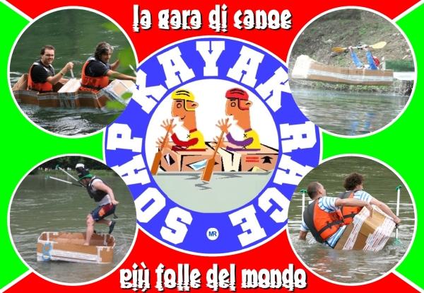 soap kayak race championship