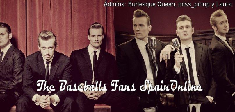 The Baseballs Spain