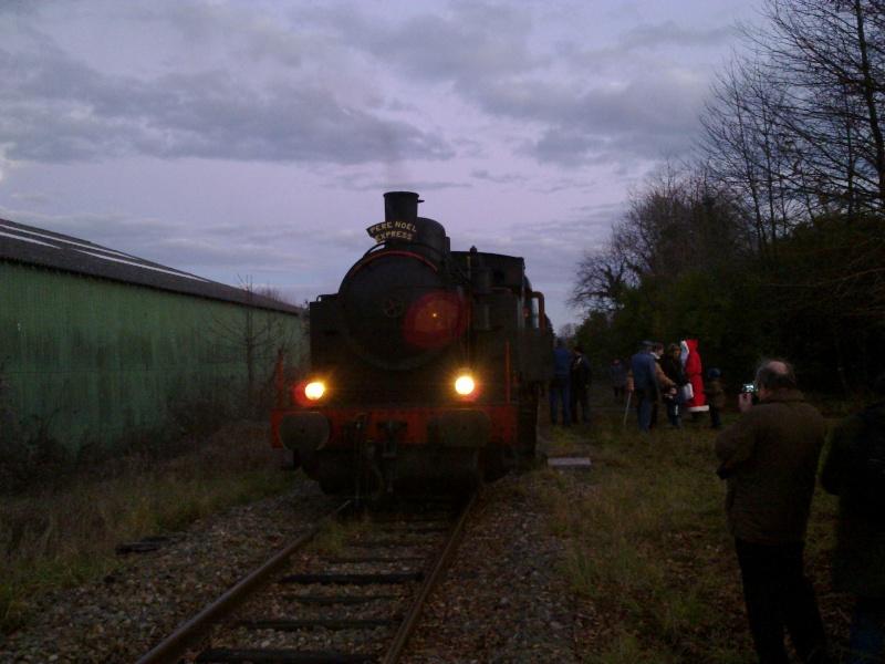 Le Père Noël Express 2013
