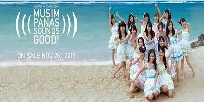 JKT48 - Musim Panas Sounds Good (Full Album 2013)