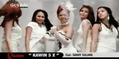 Quinn Quinn - Kawin 5x