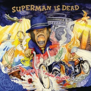 Superman Is Dead – Bulletproof Heart