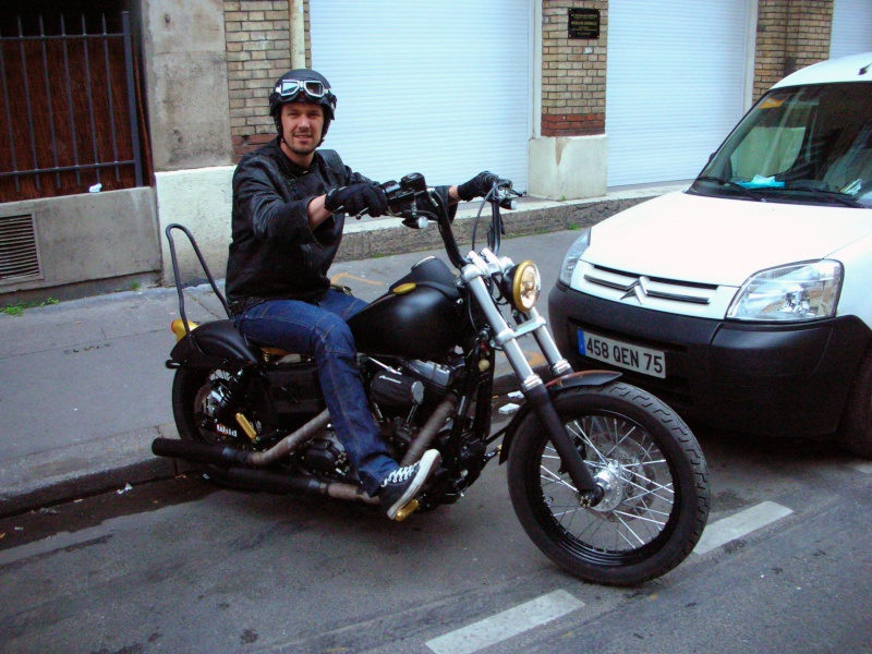 dyna street bob combien sommes nous sur passion-harley