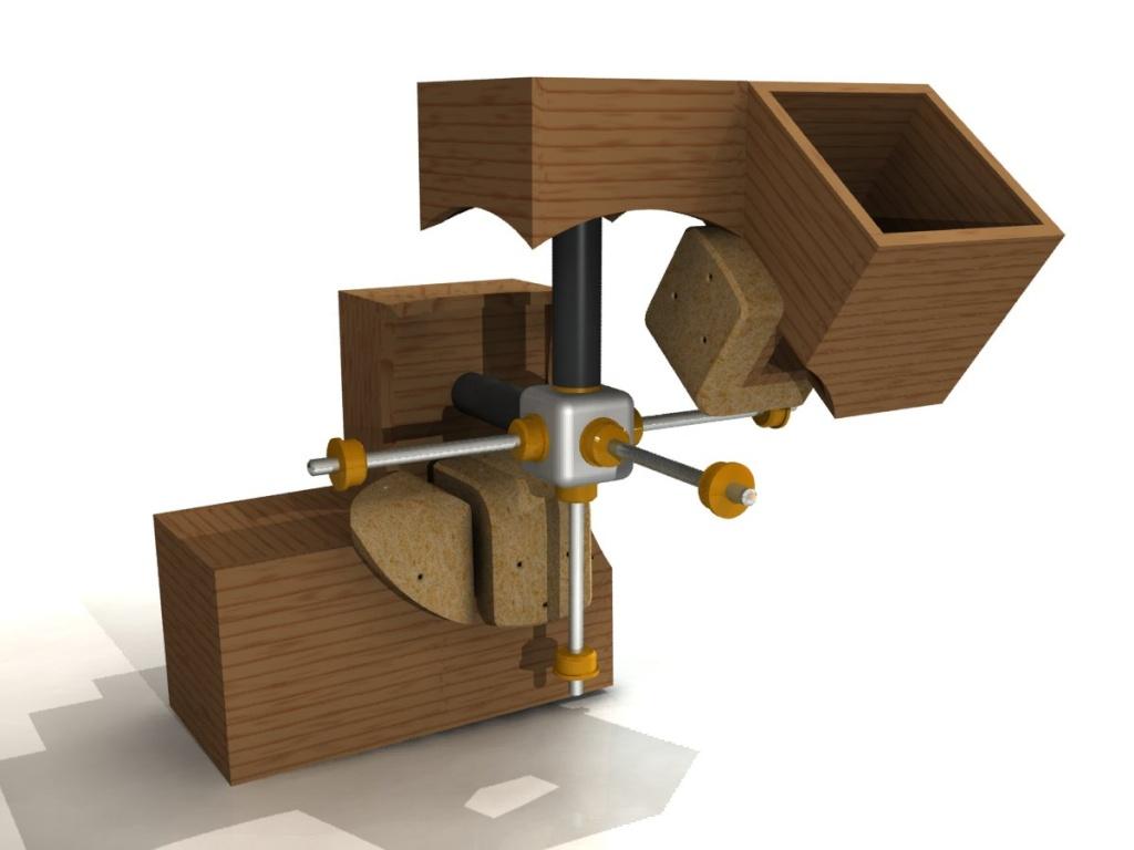 un cube g ant le rubik 39 s cube pour tous. Black Bedroom Furniture Sets. Home Design Ideas