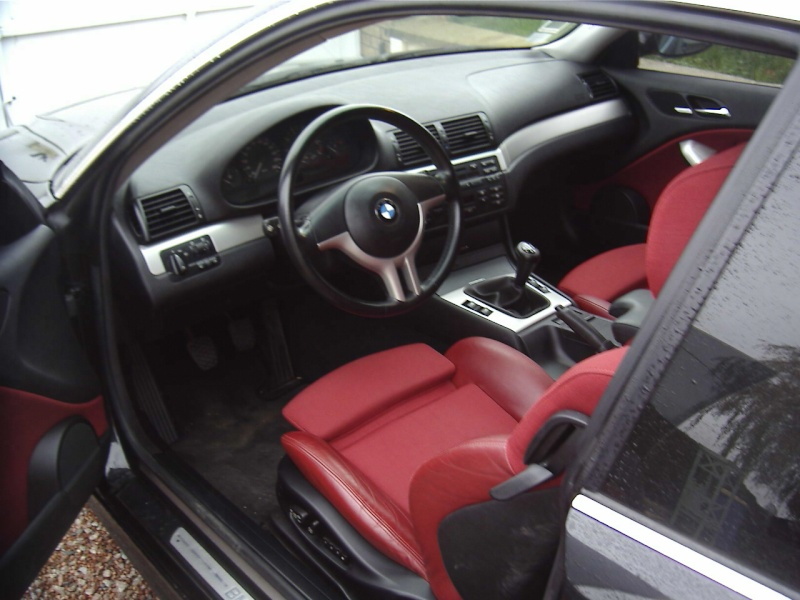 325 ci bmw serie 3 e46 for Bmw e46 interieur