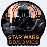 star wars BD