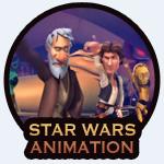 Star wars dessin animé