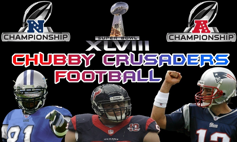 Chubby Crusaders Football