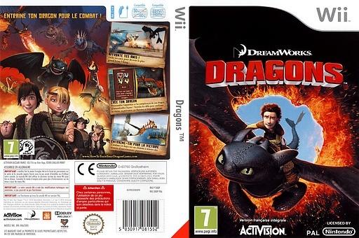 jeux vid os dragons dragons 2. Black Bedroom Furniture Sets. Home Design Ideas