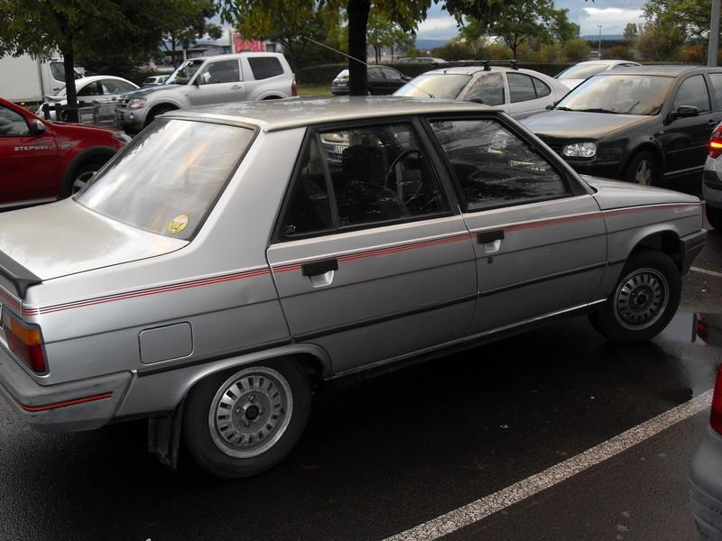 Renault 9 gtx for Renault 9 interieur