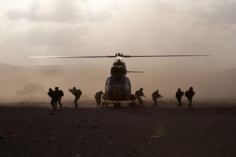 dernier hélicoptère français