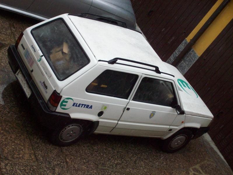 La Mia Elettra Fiat Panda Club Italia