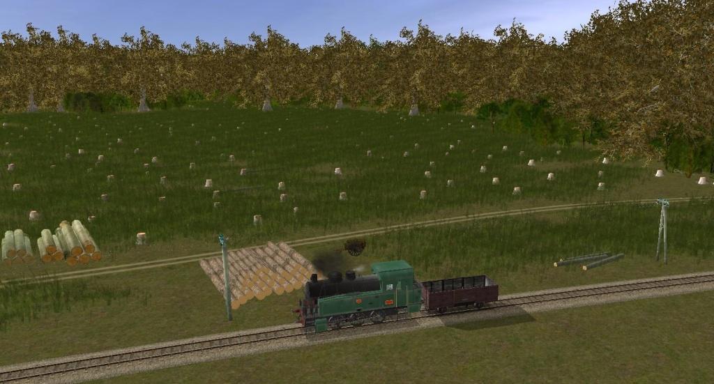 Trainz & Compagnie :: retour a la case depart