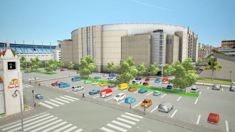 image Le Longsanglot Arena