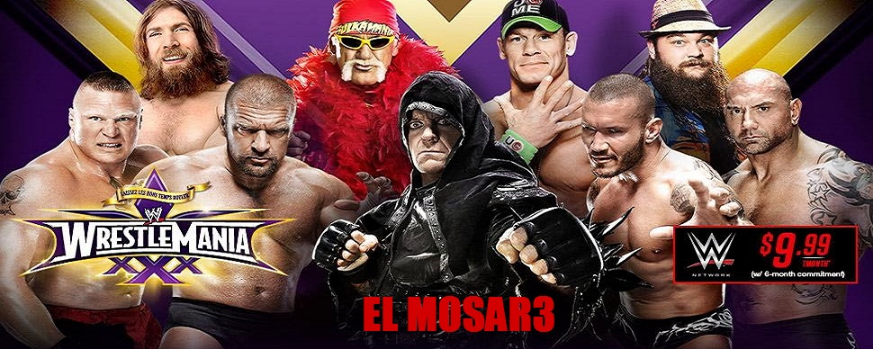 شبكة المصارع - Mosar3