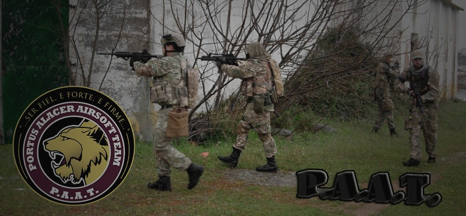 Portus Alacer Airsoft Team