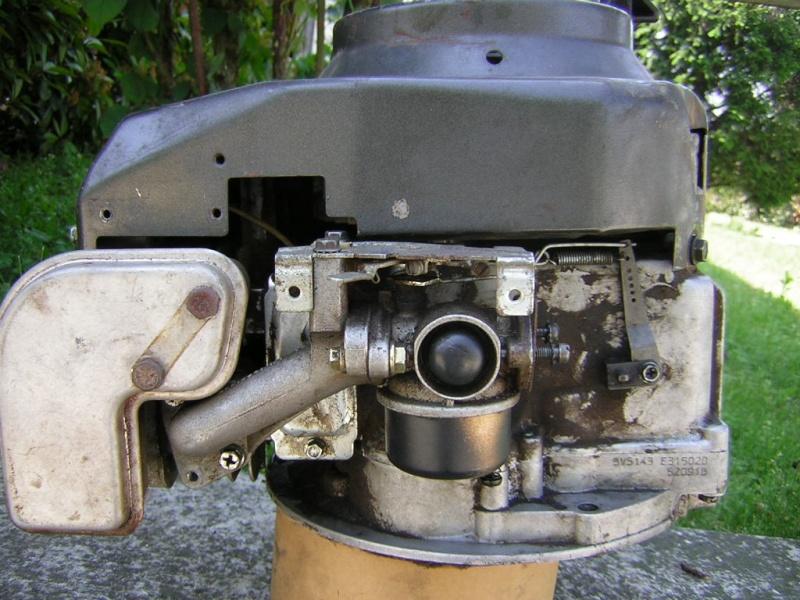 Tagliaerba con motore tecumseh for Motore tagliaerba