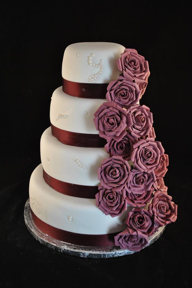 wedding cake pieces wedding cake et pi 232 ce mont 233 e 23455