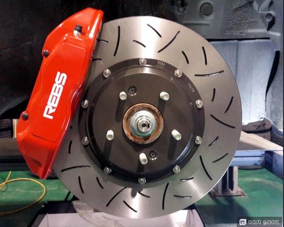 Big Brake Kit Finally?