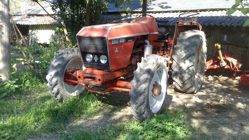 Le renault 86 et son jumeau 4x4 - Cars et les tracteurs ...