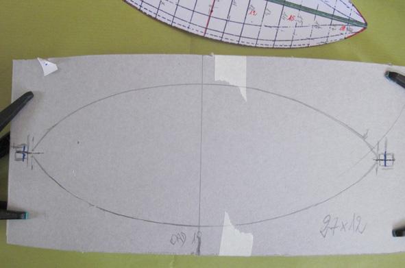 Piano di costruzione e passo passo costruzione gozzo for Come costruire un mazzo di 2 piani