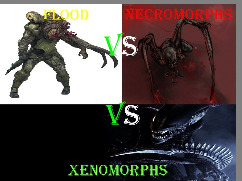 xenomorph vs necromorph - photo #3