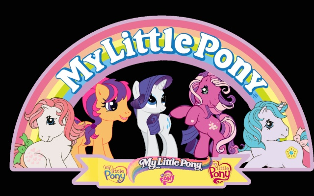 My little pony friendship is magic Spain