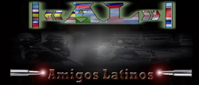 Amigos Latinos De Swat 4