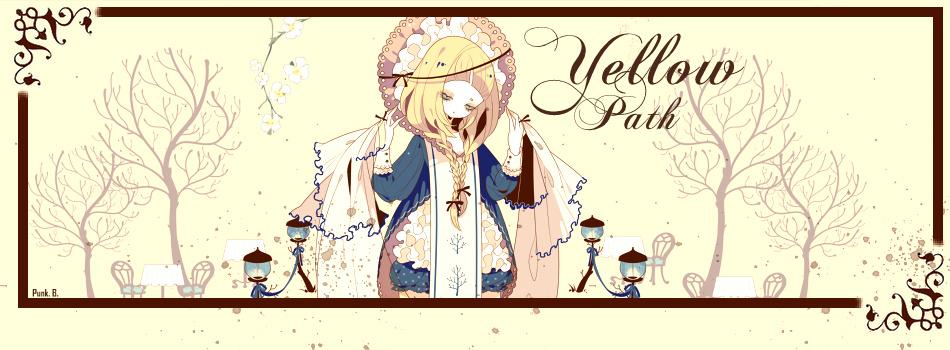 Yellow Path.