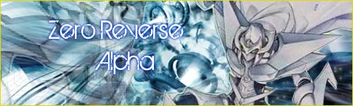 Zero Reverse Alpha