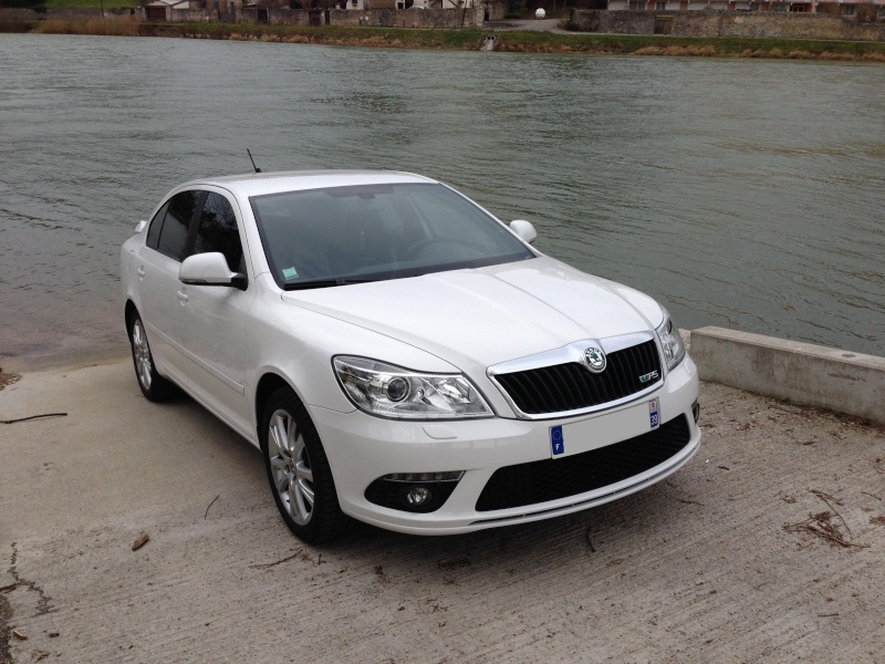 Skoda octavia tdi 170 rs edition 2012 autres v a g for Garage skoda 92