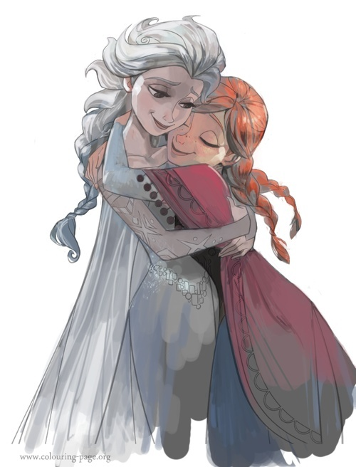 esa sketches frozen anna and sisters - photo #34