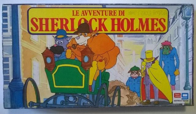Le avventure di sherlock holmes gioco da tavolo - Sherlock holmes gioco da tavolo ...