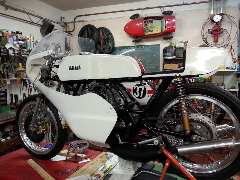 Yamaha Pms