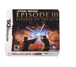Download iii episode the sith revenge star wars ds of