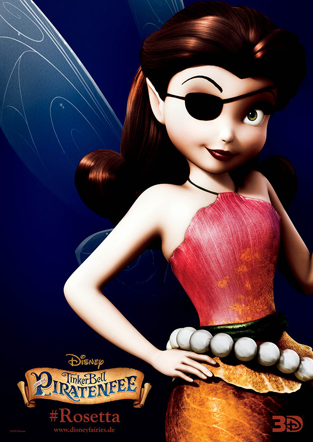 Disneytoon clochette et la f e pirate 2014 page 7 - Fee clochette et les pirates ...