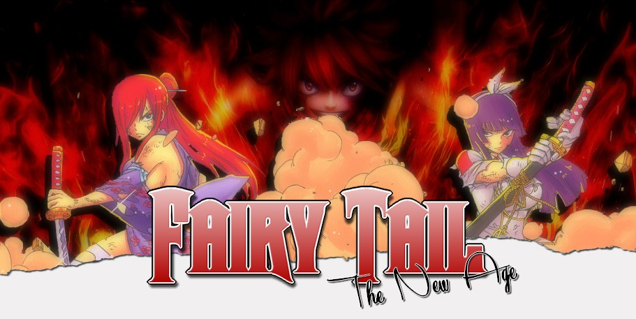 Fairy Tail ~ The New Age