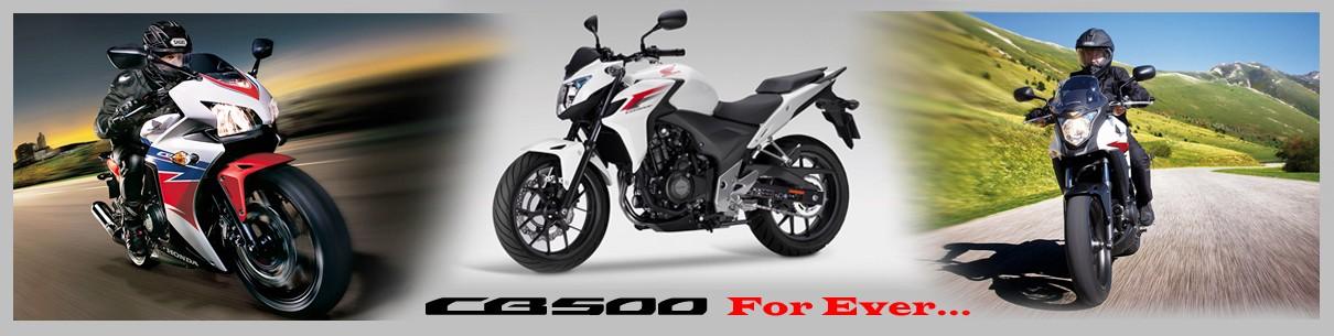 CB500 forever