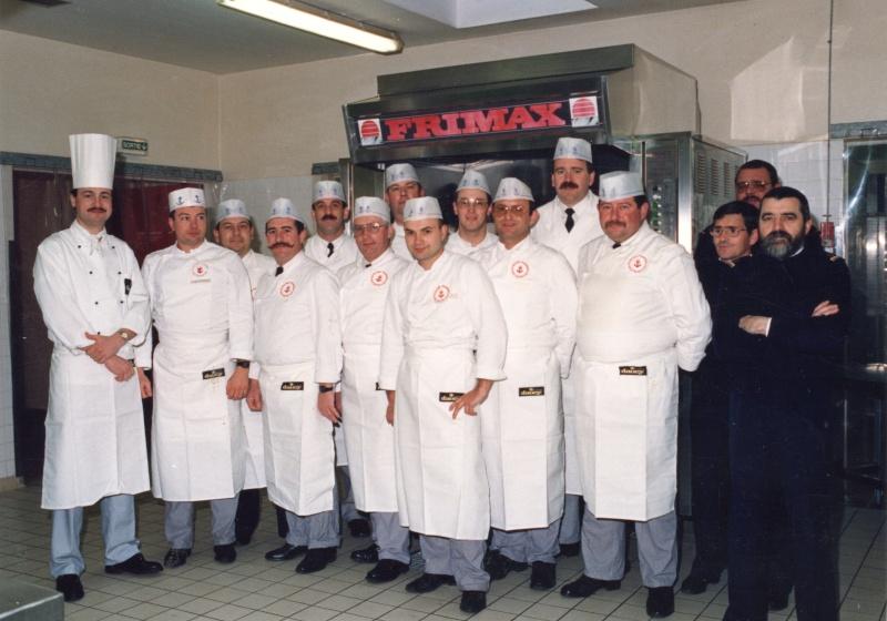 Cole des cuisiniers for Cuisinier xviii