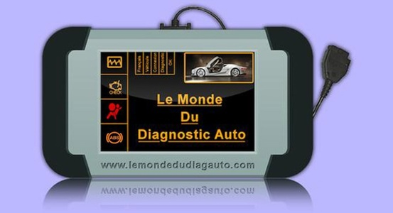 LE MONDE DU DIAGNOSTIC AUTO