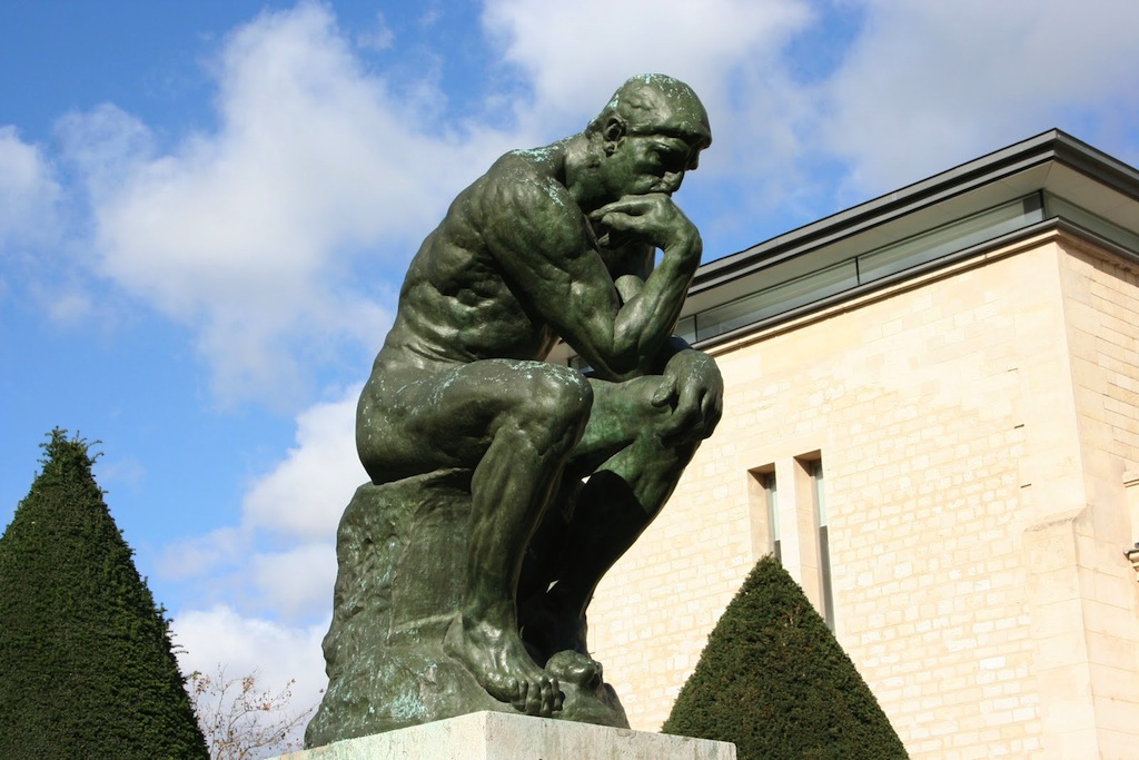 Rodin - Le Penseur - Troubles non répertoriés dans le DSM-IV - Neptune